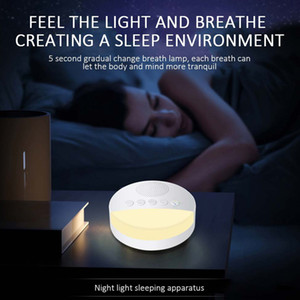 White Noise Machine with Baby Night Light for Sleeping Sleep Machine Timer Sound Machine for Baby Adults Home Office Travel gravida Elderly