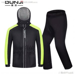 Men's adult riding motorcycle motorcycle rain-proof split whole body raincoat suit waterproof raincoat raincoat