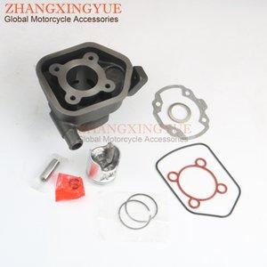 50cc Zylindersatz Piston Kit Zylinderkopfdichtung für 2 50cc LC Speedfight 40mm / 12mm 2-Takt 100.080.201 753.038