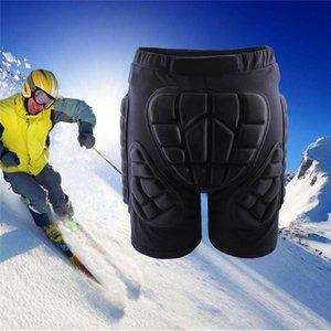 Sport e tempo libero pattinaggio Snowboard Protezioni Sci Ingranaggio protettivo Pattinaggio Protezione Fianchi imbottito Pantaloncini Protection Accessori Sport