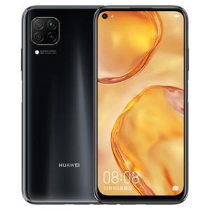 Original de telefone celular Huawei Nova 6 SE 4G LTE 8GB de RAM 128GB ROM Kirin 810 Octa Núcleo 6.4 polegadas tela cheia 48.0MP Fingerprint ID Mobile Phone