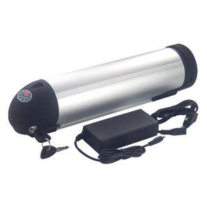 전원 스위치가있는 고품질 hoverboard 48V 배터리 충전기가있는 450W ~ 1000W 모터 용 13AH 리튬 이온