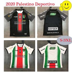 2020 21 Chili Palestine football Jersey 2020 Palestino Deportivo Football Maillots CUTIERREZ CAMPOS Rosende ORRES maison loin maillot de football