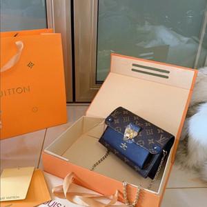 2020 Female Bag Art und Weise PU All-Matched-große Handtasche beiläufige Tote Handtasche Elegante Damen Einfache Handtaschen Neue Kosmetiktasche N007