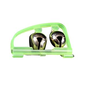 Hot Sale Worldwide Fish Bell Alarm Plastic Metal Zinc Coating Adjustable Signal Device Bait Alarms Ocean Fishing Rod