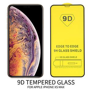 9D полное покрытие закаленное стекло для Xiaomi Redmi 8T 6A Примечание 7 5A Pro 4X Mi 8 9 SE Play Screen Protector защитная пленка без розничной коробки
