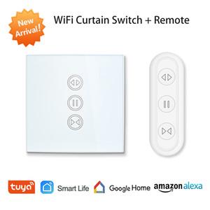 Roller Tuya intelligente Vita WiFi UE Shutter Switch tenda per Electric motorizzato ciechi con telecomando Home page di Google Aelxa Echo