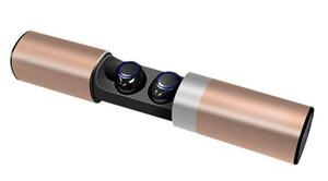 Беспроводной водонепроницаемый Bluetooth 5.0 гарнитура S2 Mini TWS Magnetic наушники с микрофоном для зарядки Box Наушники для Android Samsung Sony Наушники 10X