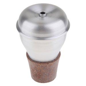 Standard Mini-Trompete Schalldämpfer-Stumm-Aluminium Straight Dämpfer Praxis für Blasinstrument