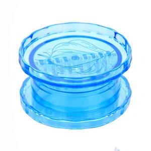 Cocina prensa de ajo útil trituradora del ajo del rallador de la caja plástica de la torcedura Peeler Picadora Prensa cocina prensa de ajo DEC6 trituradora