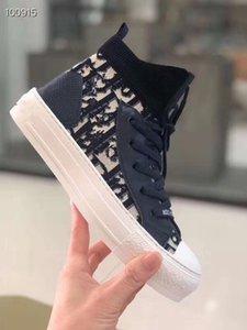Dior Shoes b23  020 nuova di lusso a buon mercato GNER Men Casual Shoes Cheap Top di alta qualità Chaussures scarpe delle donne degli uomini della piattaforma del partito di mod