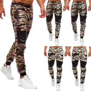 1111 Mens combattimento Cargo Jeans Casual Multi esterna Tasche Army Camo lavoro Pants Hot Z3