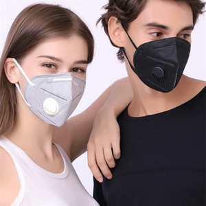 In Stock Adult face mask designer FACE MASK Mascherine Mascarillas 5 Layer Anti Dust PM2.5 Reusable Children Masks face shield Fast delivery