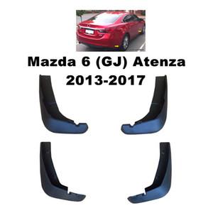 Car Bavettes garde-boue BOUE Garde-boue Fender pour Mazda 6 (GJ) Atenza 2013-2017 Car Styling Accessoires