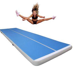 Hava Pisti Jimnastik Hava Paspaslar Şişme 3m ila 10 m Ev Kullanımı için, Eğitim, Amigo, Plaj, Park ve Su Ücretsiz Pompa Ücretsiz Kargo