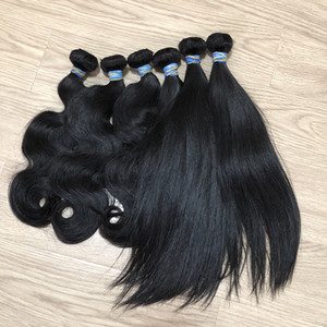 Original Virgin Malaysian Human Hair Can Beached to White Blonde Color Last More Than 2 Years Virgin Hair Extensions