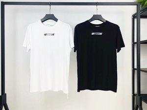Lu xury Mens Tasarımcısı Tişörtlü Erkek Giyim Harf Desen Baskılı Tişörtler Mürettebat Boyun Yaz Tişörtlü Hip Hop Erkekler Kadınlar Kısa Sleeve.aq8