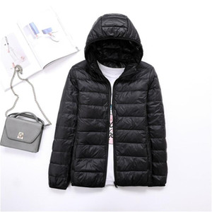New Winter 2018 Hooded Collar Fashion Female Warm Coat Thicken Loose Long Sleeve Women's Europe America Cotton Clothing CSS176