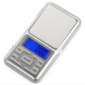 100g / 200g / 300g / 500g de alta precisión 0.01g telefónicas Equipos de excavación Escala móviles portátiles electrónicos Análisis Instrumentos de medida HA776