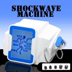 2019 Alivio del Dolor terapia de ondas ED máquina de tratamiento extracorpóreo choque acústico onda de choque extracorpórea artritis pulso de activación