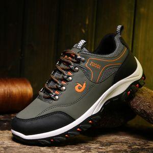 ACGICEA alta qualidade Homens Caminhadas Sapatos 2020 Inverno Marca exterior Mens Esporte Trekking Montanha botas de escalada Waterproof Shoes
