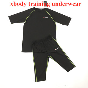 professional xbody training underwear with 47% lyocell 44% polyamide 9% lycra for body muscle stimulator suit xbody ems fitness machine