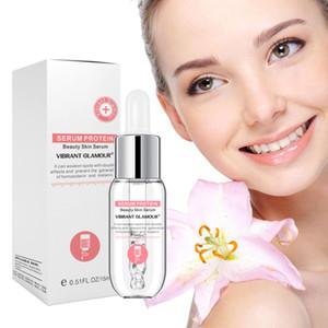 VIBRANTE GLAMOUR hialurónico Serum Facial Crema hidratante Face Essence 15ml Cuidado de la Piel Seca