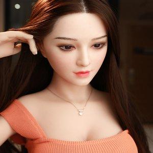 Кукла киска Силиконовая кукла Японский надувной скелет Секс для кукол Сексуальная жизнь LifeLike Love Semi-Colid Realile Silicone для нового реалистичного DOL D HEWQ