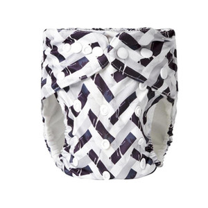 Washable Adjustable Nappy Baby Cover Wrap Reusable Cloth Diapers