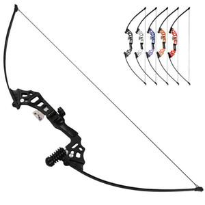 Arco e Flecha Caça Tiro Sports Ferramenta Sports Composite recursiva Beleza Hunting Bow Casual Outdoor Bow