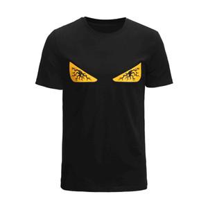 Erkek T-shirt Kadın T Shirt Yeni Yaz Kısa Kollu Tişört Erkek Kadın T Tee Gömlek O-Boyun Rahat T Shirt