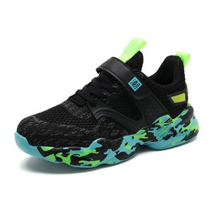 KKA 2020 New Kids Shoes Breathable Boys Girls Sport Shoes Children Casual Sneakers Baby Running Mesh Canvas9JoC#