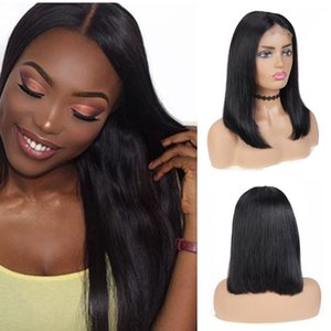 2020 Moxika Straight Hair Bundles With Frontal Peruvian Straight Hair 360 Frontal with Bundles Human Hair 3 Bundles with Closure