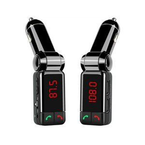FM 전송기 이중 USB를 가진 BC06 차 블루투스 오디오 플레이어