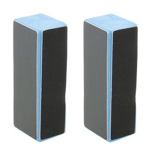 2pcs 4 Way Nail Buffer Block Sanding Shiner Manicure Pedicure Acrylic UV Art Polish Tools