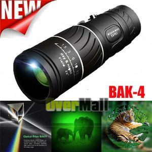 40X60 binóculos com visão noturna BAK4 Prism High Power Waterproof