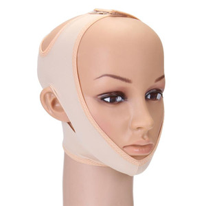 New Face V Shaper Facial Slimming Bandage Relaxation Lift Up Belt Strap Reduce Double Chin Cheek Face Mask Thining Bands Massage