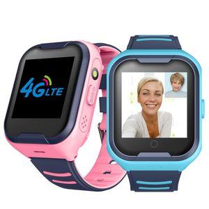 G4H 4G Kids Smart Watch GPS Wifi Ip67 Waterproof 650Mah Big Battery 1.4 Inch Display Camera Take Video