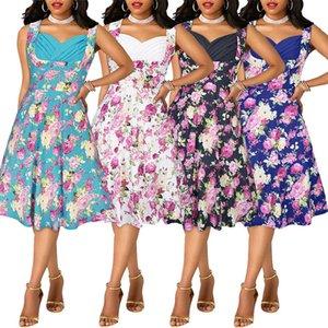 Fairy2019 Impression de la robe étrangère européenne A-line Skirt Competitive Products Spring Suit-dress