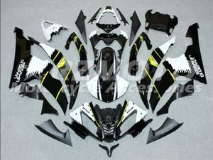 New style ABS Mold motorcycle Fairings Kits Fit For YAMAHA YZF-R6-600 2008-2016 08 09 10 11 12 13 14 15 16 bodywork set custom black white