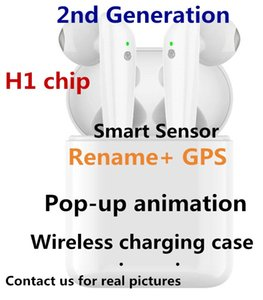 Top Tone quality Air Pro H1 Chip Rename GPS Wireless Charging Bluetooth Headphones PK Pods 3 AP Pro AP2 AP3 W1 Chip Earbuds 3nd Generation