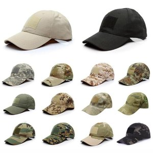 Outdoor Camouflage Cap Simple Tactical Army Camouflage Hunting Cap