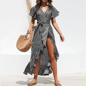 Womens Dresses Fashion 2020 New Designer Dresses with Sequins Polka Dot Women Party Long Sleeve Dresses Streetwear PH-csl20010810