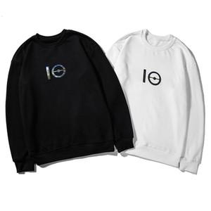 Alta qualidade moletom mens designer de moletom com capuz de algodão em torno do pescoço camisola pullover europa e américa maré marca mens womens casual hoodie