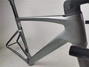 DI2 그룹 700C 디스크 브레이크 자전거 적합한 2,020 NEW 탄소 도로 자전거 프레임은 프레임 BB30 압입 하단 브래킷