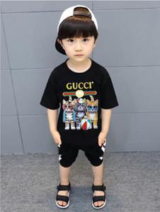 Çocuk pamuk kısa kollu tişört moda mektup gömlek tişört kaliteli rahat kısa kollu gömlek tişört çocuk clothin yy3