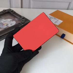 المحفظة نمط جديد إمرأة / رجل قصير حزمة عالية الجودة بطاقة محفظة محافظ حقائب العلامة التجارية شحن مجاني 67 مع BOX الساخن