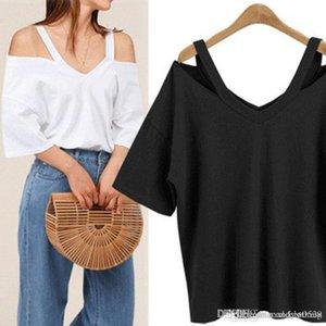 Y07 летняя европейская девушка футболка одежда с коротким рукавом кисточки футболки для женщин Оптовая Женские футболки Бесплатная доставка большой размер
