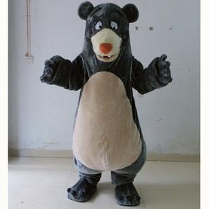 Deluxe EVA Cabeça Adulto baloo urso Traje Da Mascote urso Mascote Do Traje Mesmo que Retratado para venda