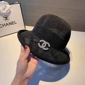 2020Top automne pur qualité chapeau dames à la mode de laine d'hiver chapeau de dames avec la boîte 95421